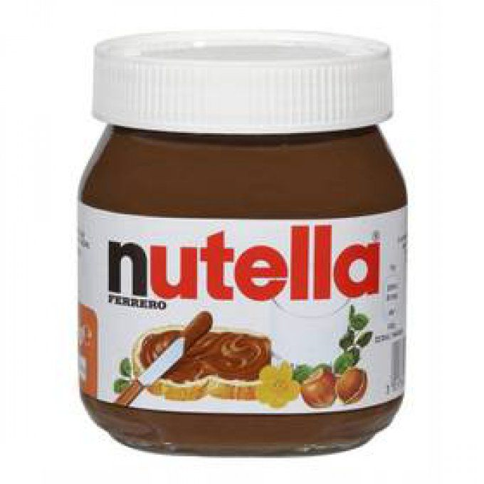 Pot de Nutella