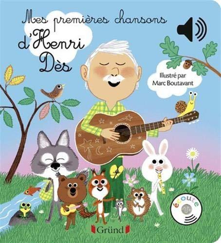 Livre Musical Mes Premieres Chansons D Henri Des Augrenierdepinocchio Fr