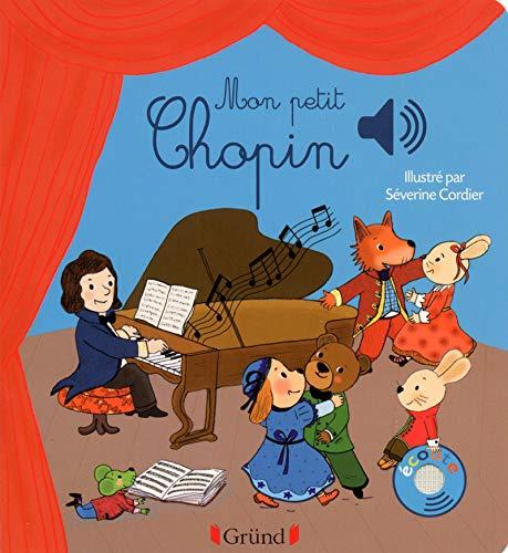 Livre Musical Mon Petit Chopin