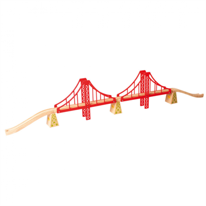 Pont Golden gate de San Francisco en bois